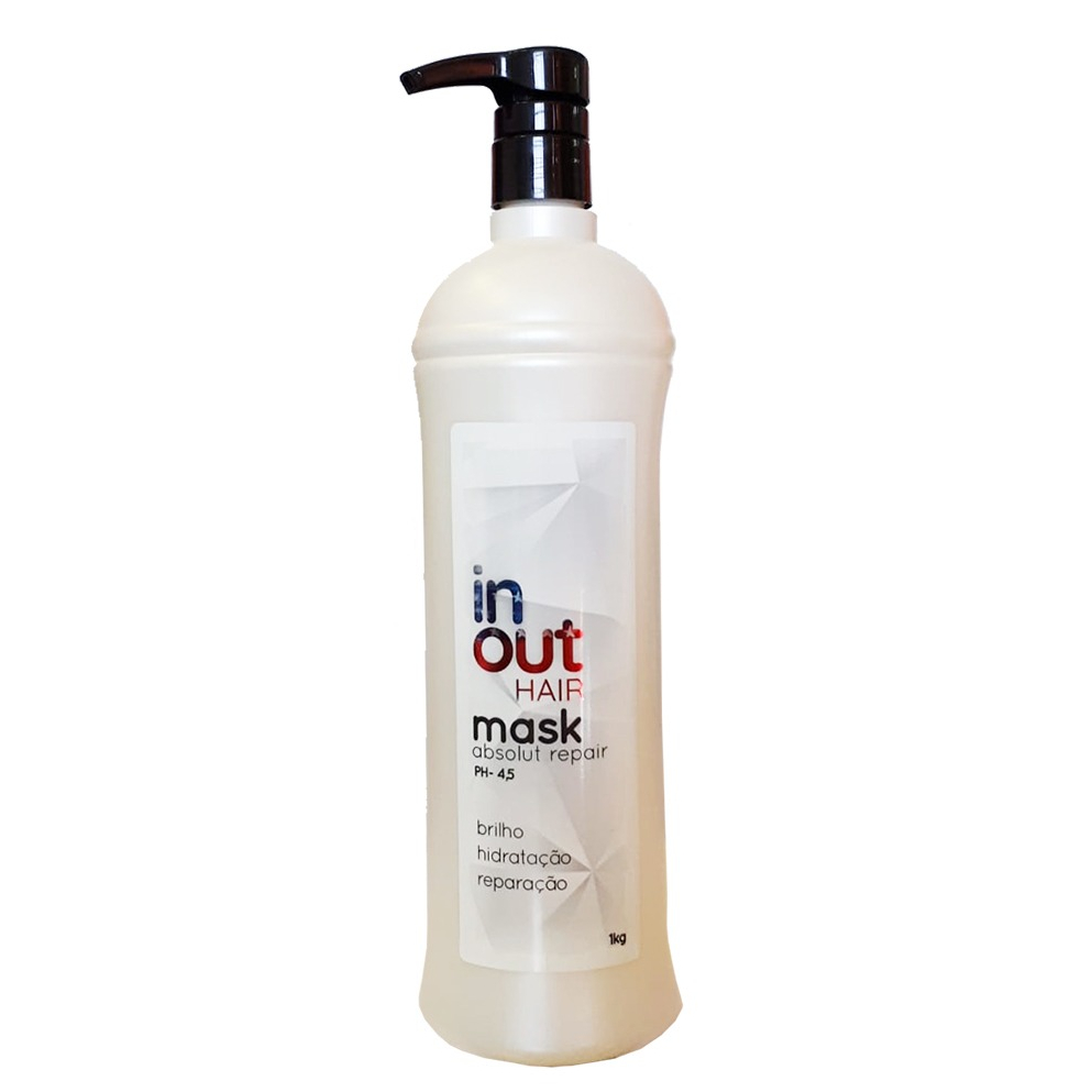 Mask In Out Hair Absolut Repair Cacay e Moringa 1kg