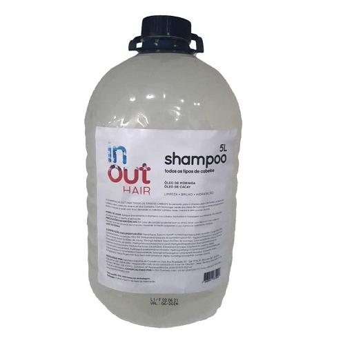 Shampoo In Out Hair 5 litros